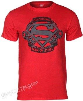 koszulka SUPERMAN - ORIGINAL MAN OF STEEL