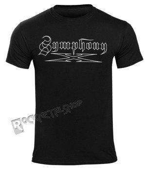 koszulka SYMPHONY X - LOGO