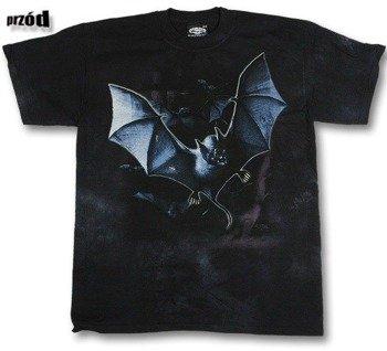 koszulka Skulbone - Goth  (barwiona)