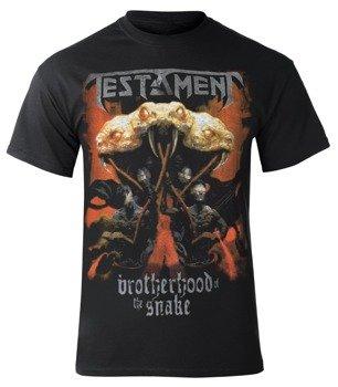 koszulka TESTAMENT - BROTHERHOOD OF THE SNAKE