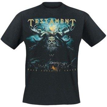 koszulka TESTAMENT - DARK ROOTS OF EARTH