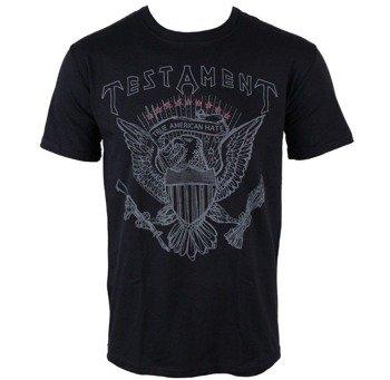 koszulka TESTAMENT - TRUE AMERICAN HATE