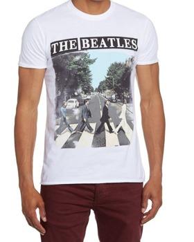 koszulka THE BEATLES - ABBEY ROAD