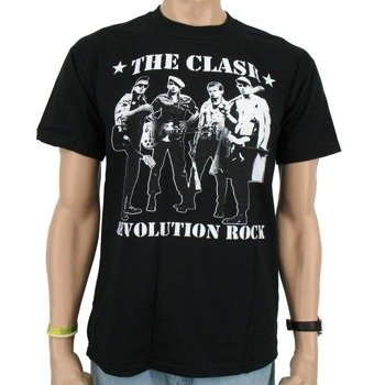 koszulka THE CLASH - BAND FIGURES