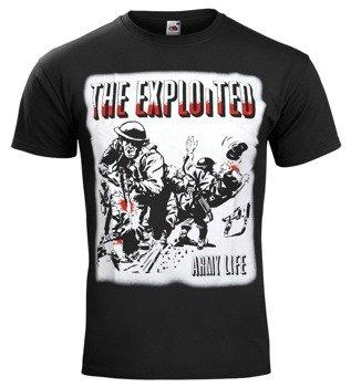 koszulka THE EXPLOITED - ARMY