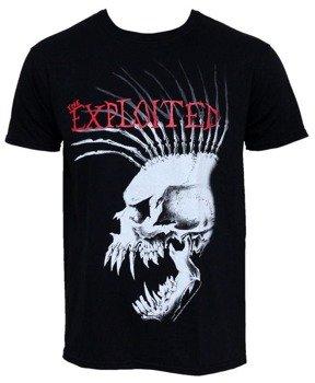 koszulka THE EXPLOITED - BASTARD SKULL