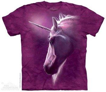 koszulka THE MOUNTAIN - DIVINE UNICORN, barwiona