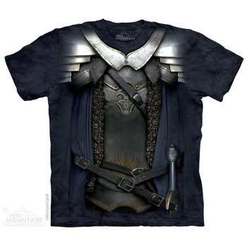 koszulka THE MOUNTAIN - LIBERATION ARMOUR, barwiona