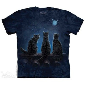 koszulka THE MOUNTAIN - WISH UPON A STAR, barwiona