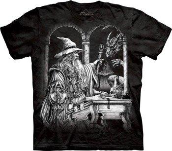 koszulka THE MOUNTAIN - WIZARD DRAGON