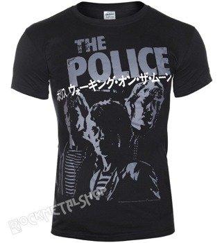 koszulka THE POLICE - JAPANESE