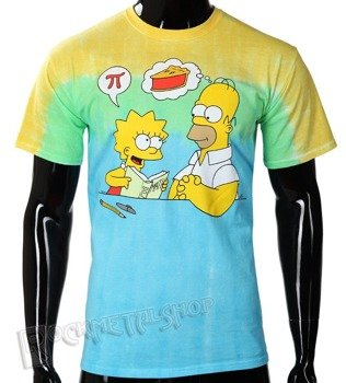 koszulka THE SIMPSONS - MMM PI