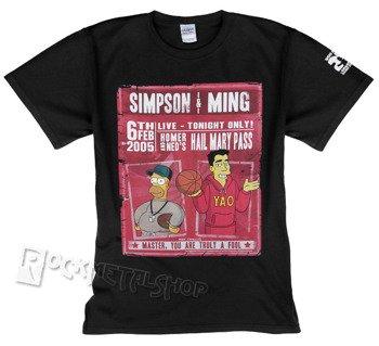 koszulka THE SIMPSONS - SIMPSON & MING