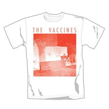 koszulka THE VACCINES - RED SINGLE