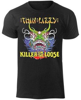 koszulka THIN LIZZY - KILLER ON THE LOOSE