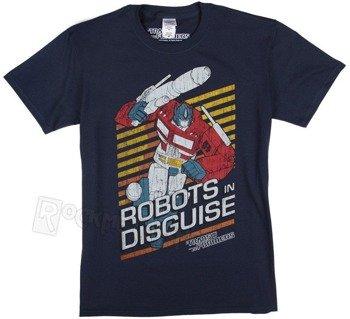 koszulka TRANSFORMERS - ROBOTS IN DISGUISE
