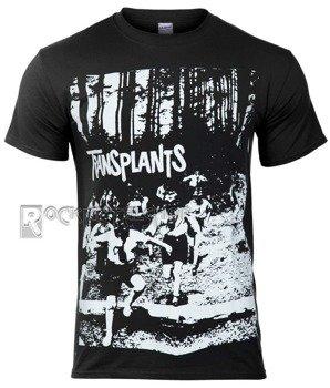 koszulka TRANSPLANTS - GASMASK