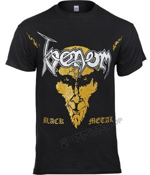 koszulka VENOM - BLACK METAL DISTRESSED