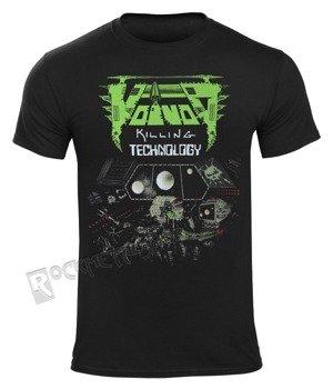 koszulka VOIVOD - KILLING TECHNOLOGY