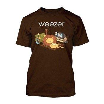 koszulka WEEZER - LION