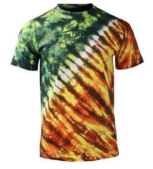 koszulka barwiona COLOR MIX