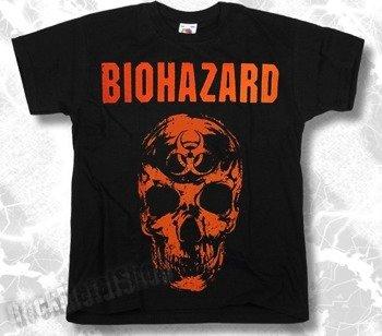 koszulka dziecięca BIOHAZARD