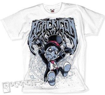 koszulka dziecięca BLACK ICON - CRICKET biała