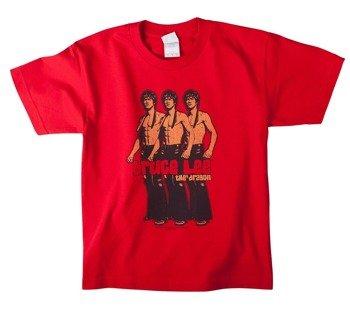 koszulka dziecięca BRUCE LEE -  NUNCHUCKS
