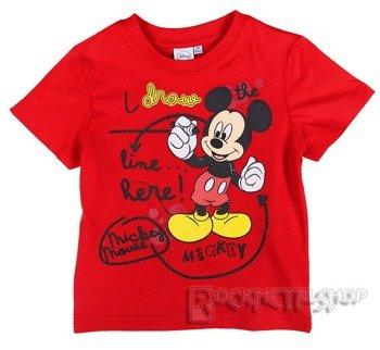 koszulka dziecięca MICKEY MOUSE - DRAW THE LINE