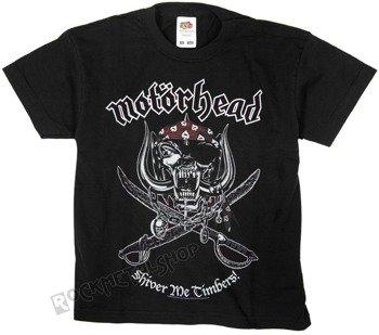 koszulka dziecięca MOTORHEAD - SHIVER ME TIMBERS