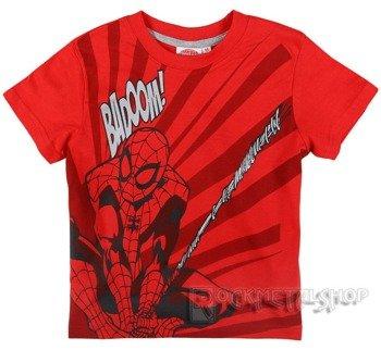 koszulka dziecięca SPIDER MAN - BADOOM!