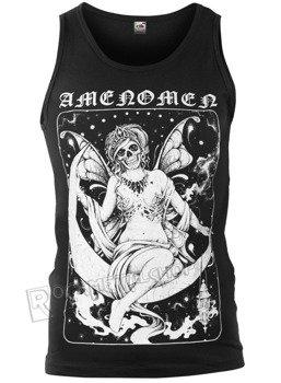 koszulka na ramiączkach AMENOMEN - FAIRY (OMEN028KR BLACK)