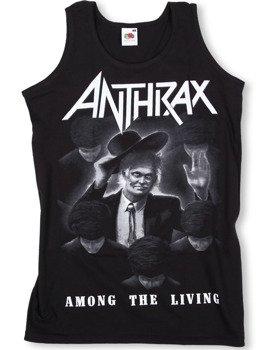 koszulka na ramiączkach ANTHRAX - AMONG THE LIVING