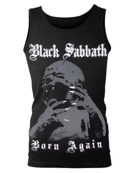 koszulka na ramiączkach BLACK SABBATH - BORN AGAIN