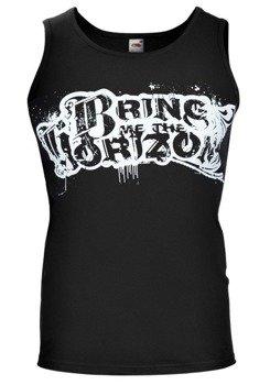 koszulka na ramiączkach BRING ME THE HORIZON - LOGO