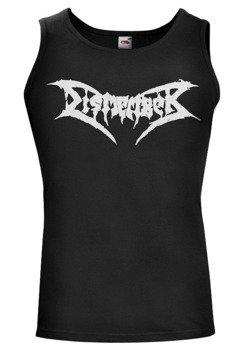 koszulka na ramiączkach DISMEMBER - LOGO