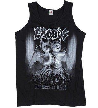 koszulka na ramiączkach EXODUS - LET THERE BE BLOOD