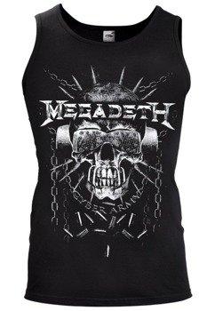 koszulka na ramiączkach MEGADETH - CYBER ARMY
