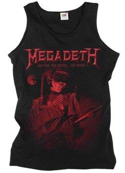 koszulka na ramiączkach MEGADETH - SO FAR, SO GOOD... SO WHAT!
