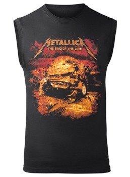 koszulka na ramiączkach METALLICA - LOGO