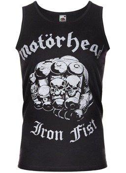 koszulka na ramiączkach MOTORHEAD - IRON FIST