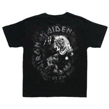 koszulka niemowlęca IRON MAIDEN - NOTB