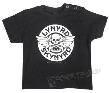 koszulka niemowlęca LYNYRD SKYNYRD - SKULL