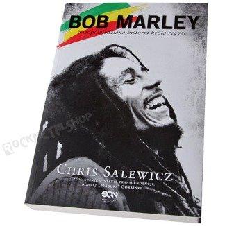 książka BOB MARLEY
