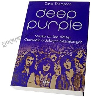 książka DEEP PURPLE Autor: D. Thompson