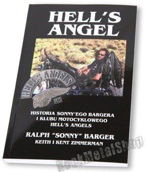 książka HELL'S ANGEL - Historia Sonny'ego Bargera i klubu motocyklowego Hell's Angels
