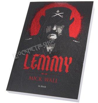 książka LEMMY autor: Mick Wall