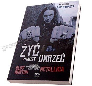 książka ŻYC ZNACZY UMRZEĆ autor: J. McIver