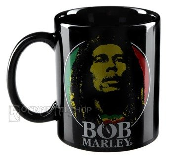 kubek BOB MARLEY - LOGO FACE