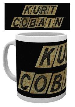 kubek KURT COBAIN - NAME